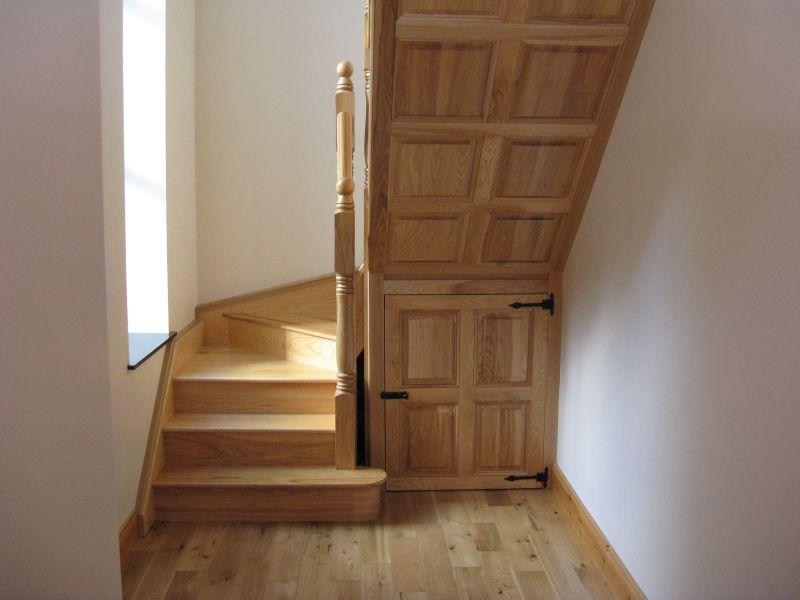 Ashwalnut Stairs 145
