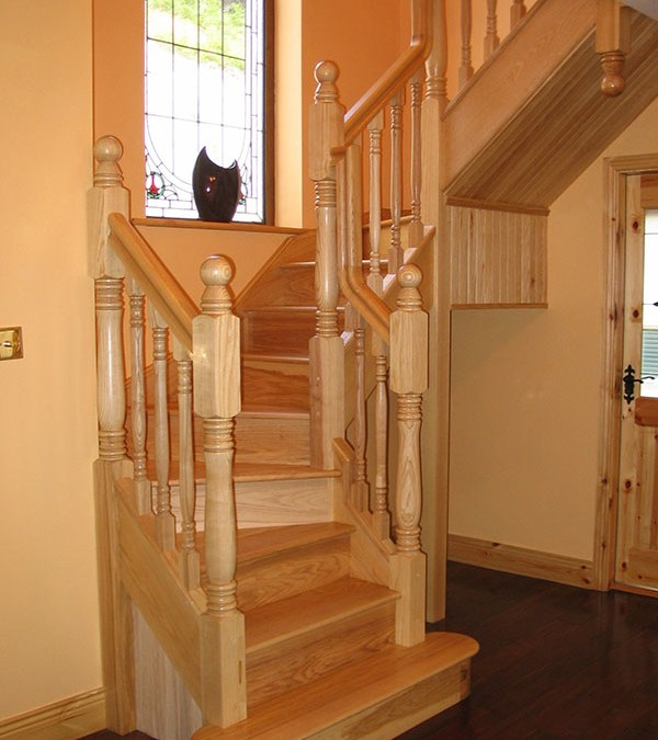 Ash Stairs 120