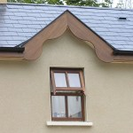 Imitation sash window 104