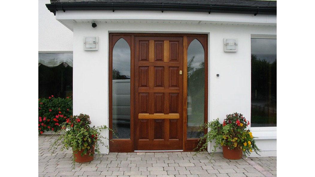 Front Door 111