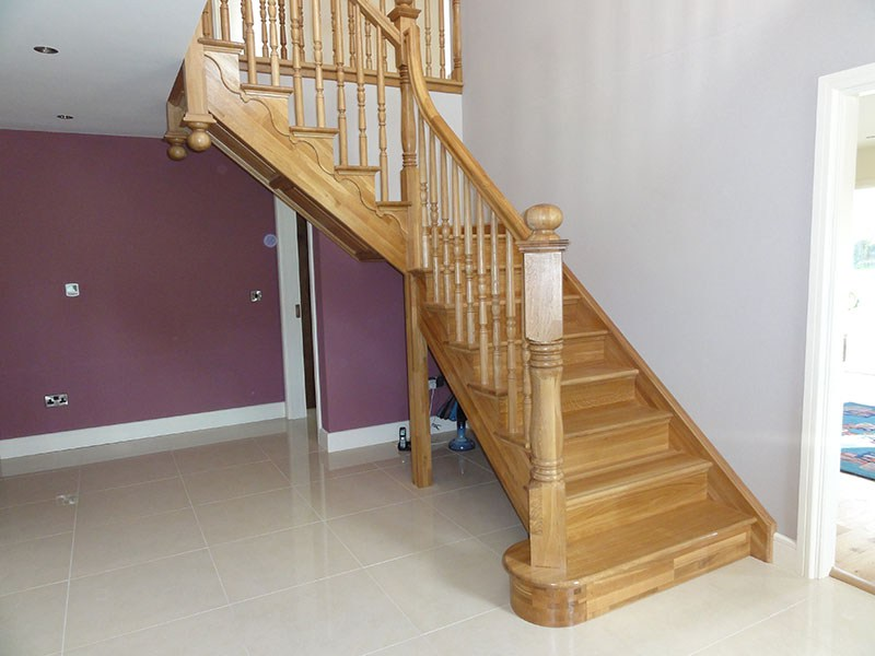Funneled Stairs 131