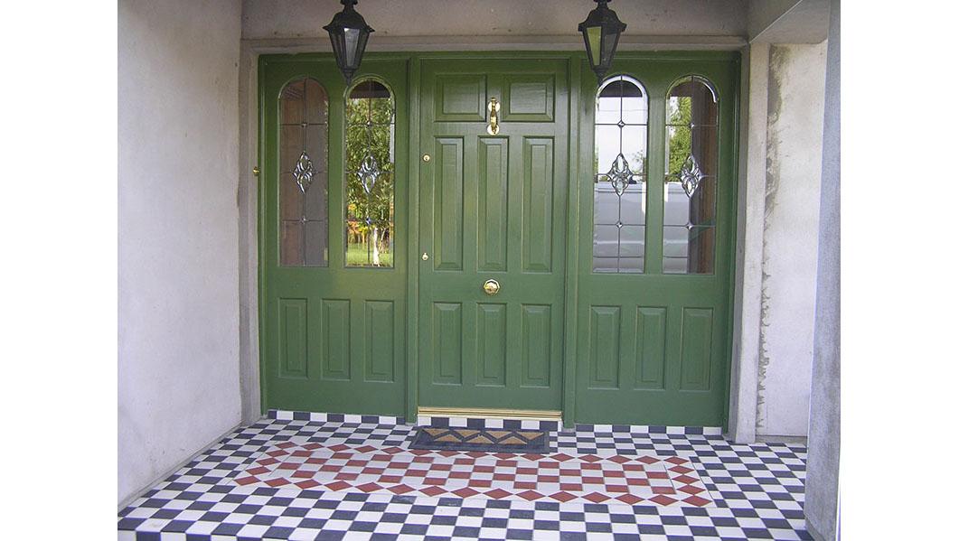 Green Door 123
