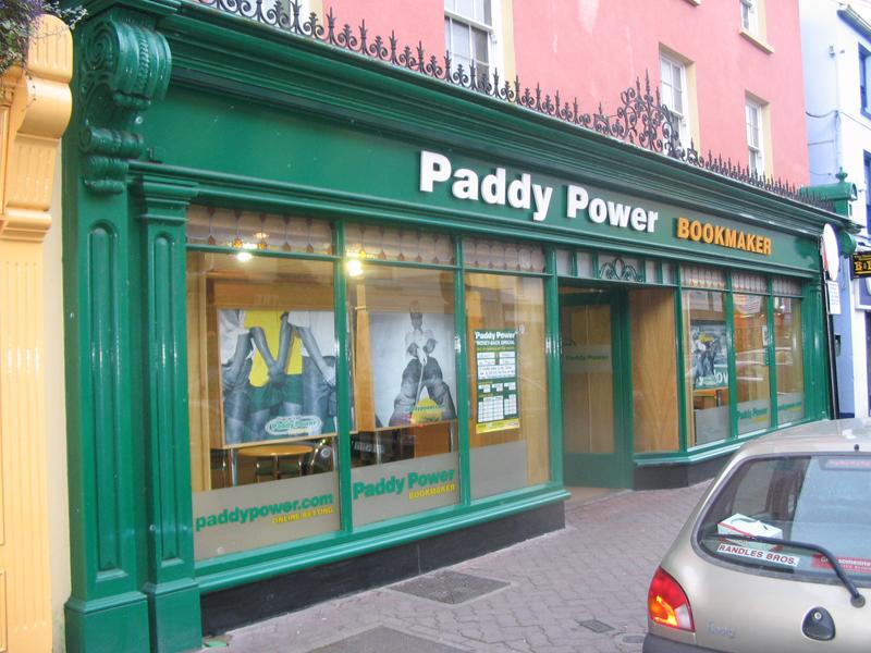 Killarney  Shop front  105