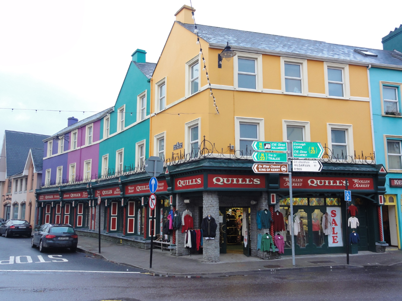 Kenmare Shop front  102