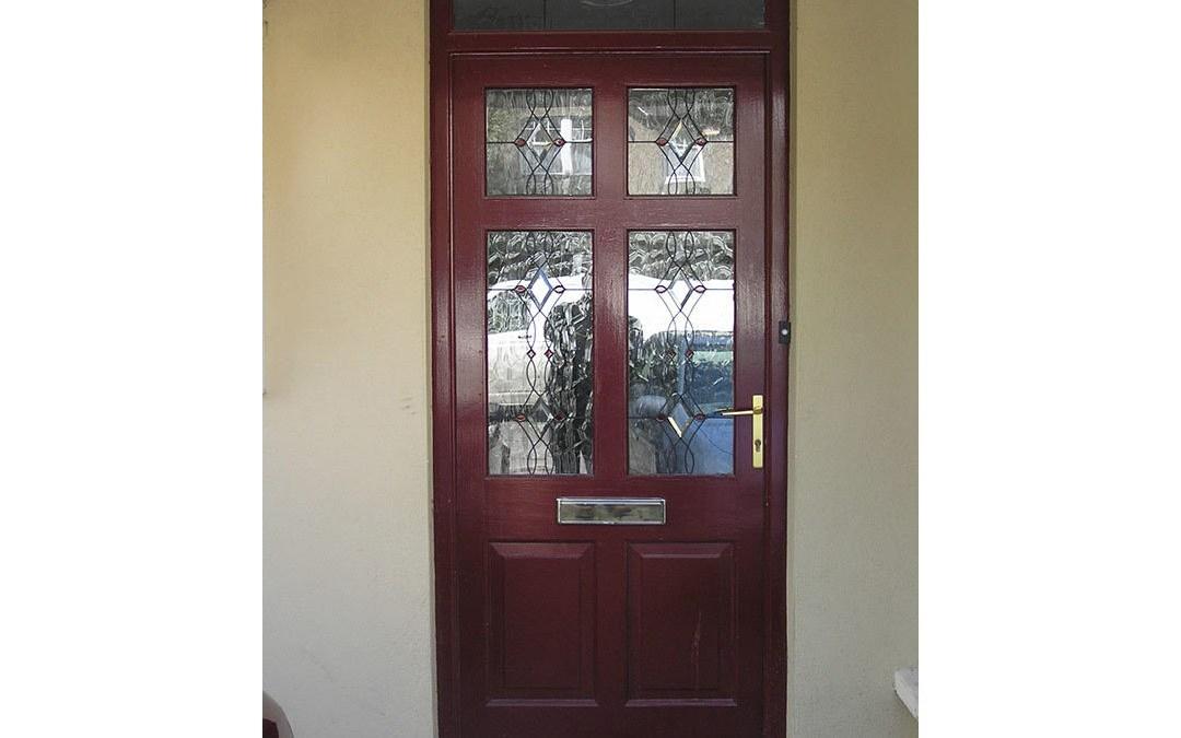 Victiorian Door 120