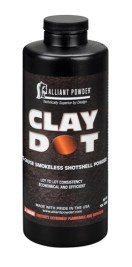 Alliant Clay Dot Powder (1# can) - ballisticproducts.com