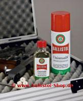 Ballistol zur Waffenpflege