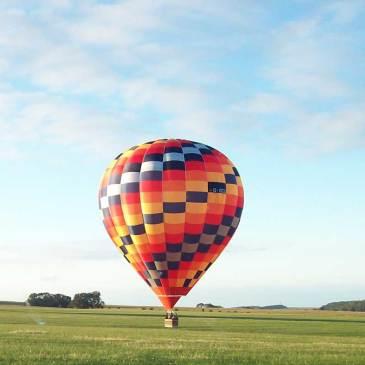 Ballonfahrtticket Kind bis 14 Jahre