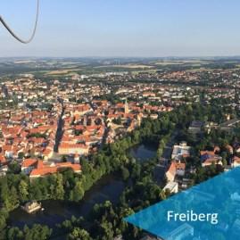 Ballonfahrten Freiberg