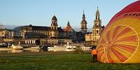 Ballonfahrt Dresden, Ballon Abenteuer Chemnitz,Ballonscheune Bautzen