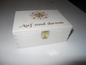 Geschenkbox Ballonfahrt Sachsen