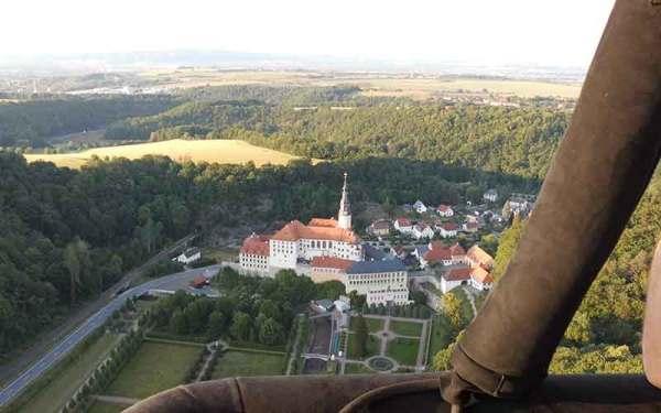 Abendfahrt-Schloss-Wesenstein