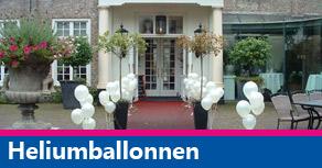 ballonnendecoratie heliumballonnen