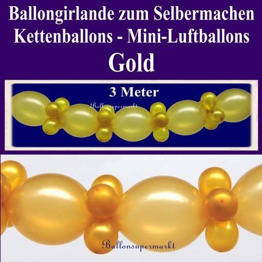 BallonsupermarktOnlineshopde  Goldene Hochzeit