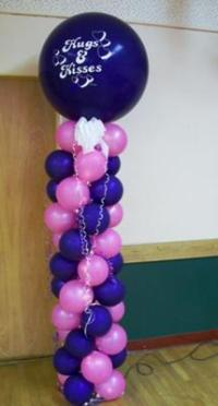 Tower Type Balloons