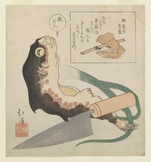 Brooklyn_Museum_-_Still_Life_with_Fish_Scallions_and_Large_Knife_-_Totoya_Hokkei