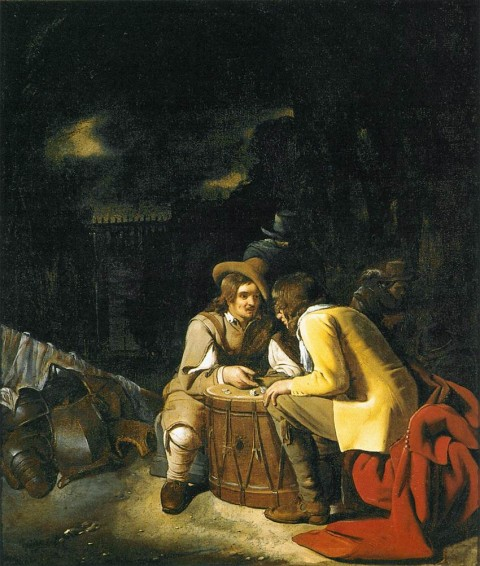 Sweerts,_Michael_-_Soldiers_Playing_Dice_-_c._1655