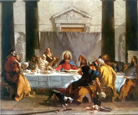 Tiepolo_Last_Supper