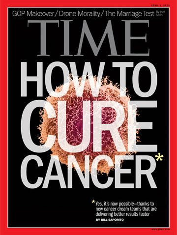 Time Cancer cover