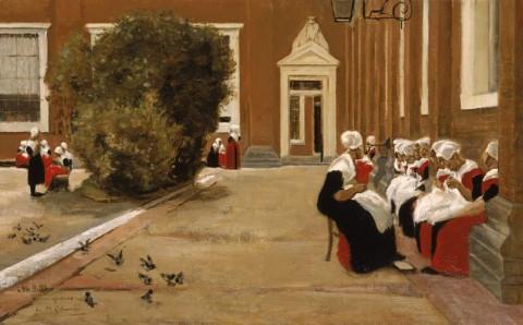 Max_Liebermann_Waisenhaus_Amsterdam_1876