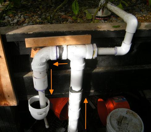 aquaponics loop siphon