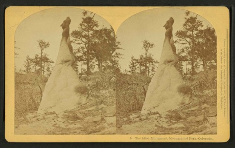 The_Idiot_monument,_Monumental_Park,_Colorado,_by_Kilburn,_B._W._(Benjamin_West),_1827-1909