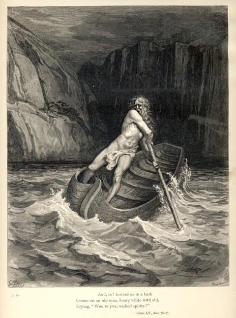 571px-Gustave_Doré_-_Dante_Alighieri_-_Inferno_-_Plate_9_(Canto_III_-_Charon)