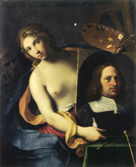 Allegory_of_Painting_by_Giovanni_Domenico_Cerrini