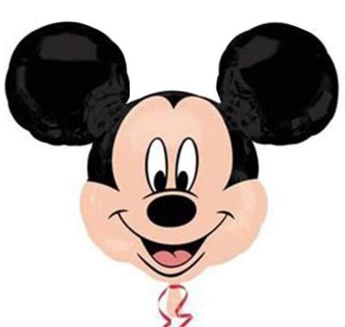 Μπαλόνι Mickey Mouse φάτσα STREET