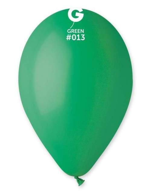 12'' Σκούρο Πράσινο λάτεξ μπαλόνι