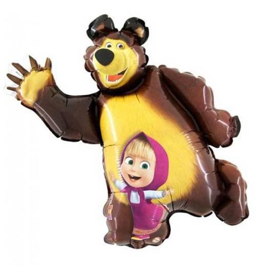 Μπαλόνι Masha και ο αρκούδος