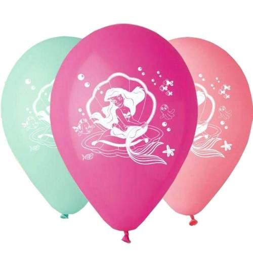 Μπαλόνι τυπωμένο Άριελ η μικρή γοργόνα