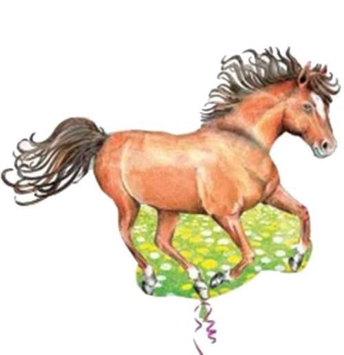 Μπαλόνι Άλογο που τρέχει