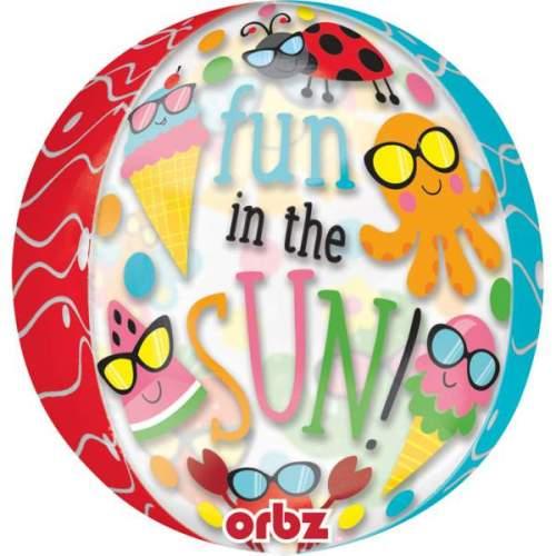 Μπαλόνι Fun in the Sun ORBZ