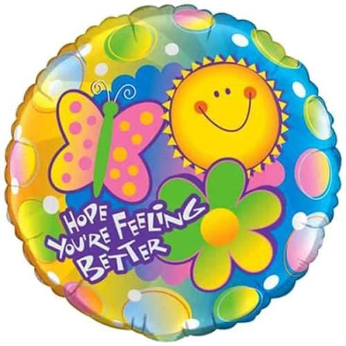 Μπαλόνι Hope you're Feeling Better