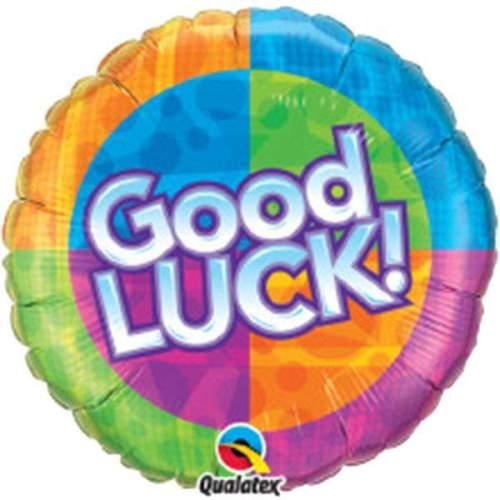 Μπαλόνι Good Luck πολύχρωμο