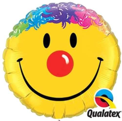 Μπαλόνι Smile Face κλόουν