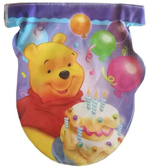 Σημαιάκια γιρλάντα Winnie the Pooh