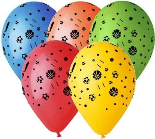 Μπαλόνι τυπωμένο Μπάλες