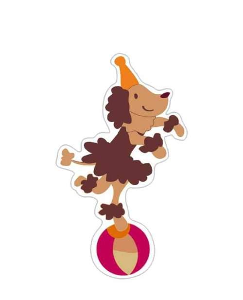 Διακοσμητική φιγούρα Circus σκυλάκι