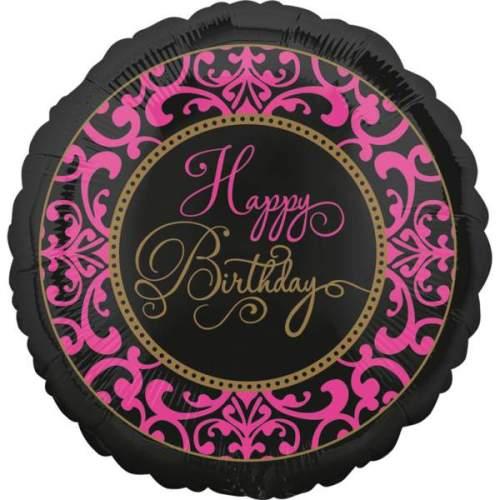 Μπαλόνι Happy Birthday Fabulous