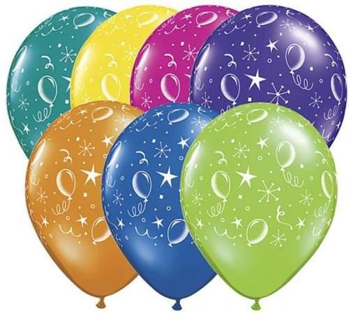Μπαλόνι τυπωμένο party Balloons