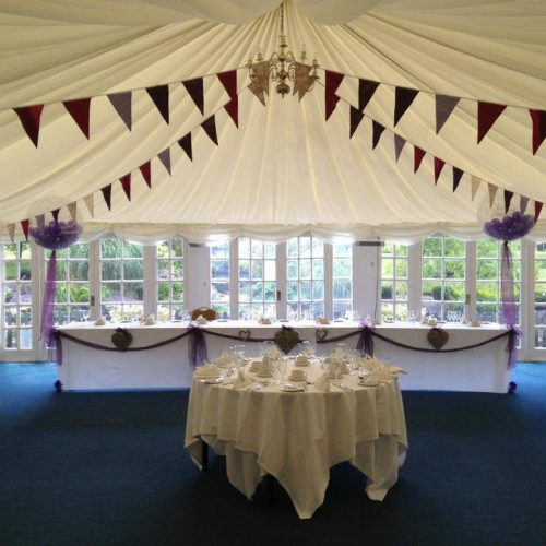 Bunting Hire in Kent - Balloonatic, UK