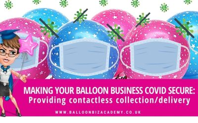 Making Your Business Covid-secure: Providing Contactless Deliveries/Collections