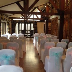 Baby Blue Spandex Chair Covers Cheap Folding Outdoor Chairs And Sashes