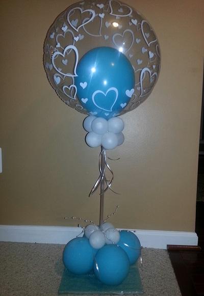 Center Pieces Balloon Decoration In Upper Marlboro