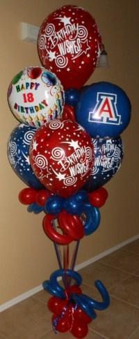 The Balloon Lady. Tucson's premier decorator.