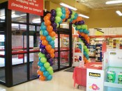 office-depot-grand-opening-balloon-arch