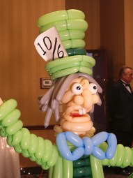 Mad Hatter from alice in wonderland 2