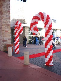 Christmas balloons | Balloons in Denver